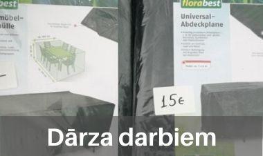 Dārzam