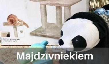 Mājdzīvniekiem